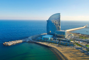 Barcelona. Views.EuroSpain Travel