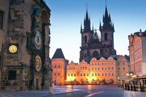Czech Republic. Prague. Euro Spain Travel