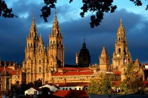 Galicia. Santiago Compostela. EurosSpain Travel