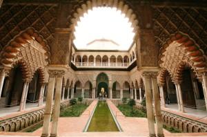 Granada. Alhambra interior. EuroSpain Travel