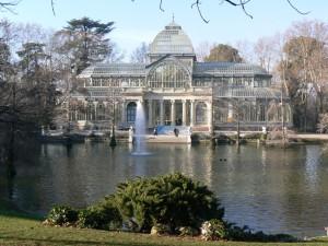 Madrid. Palacio-cristal-madrid.EuroSpain Travel