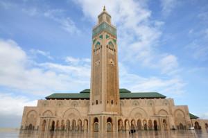 Morocco. Casablanca. mezquita-hassan. EuroSpain Travel