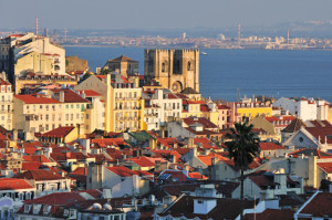 Portugal. Lisboa. mirador-san-pedro-alcantara. EuroSpain Travel