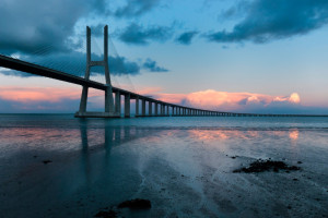 Portugal.Lisboa, puente-vasco-da-gama.EuroSpain Travel