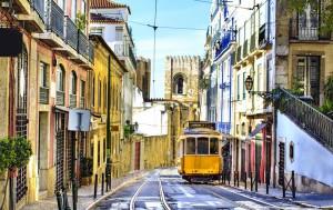 Portugal.Lisboa. EuroSpain Travel