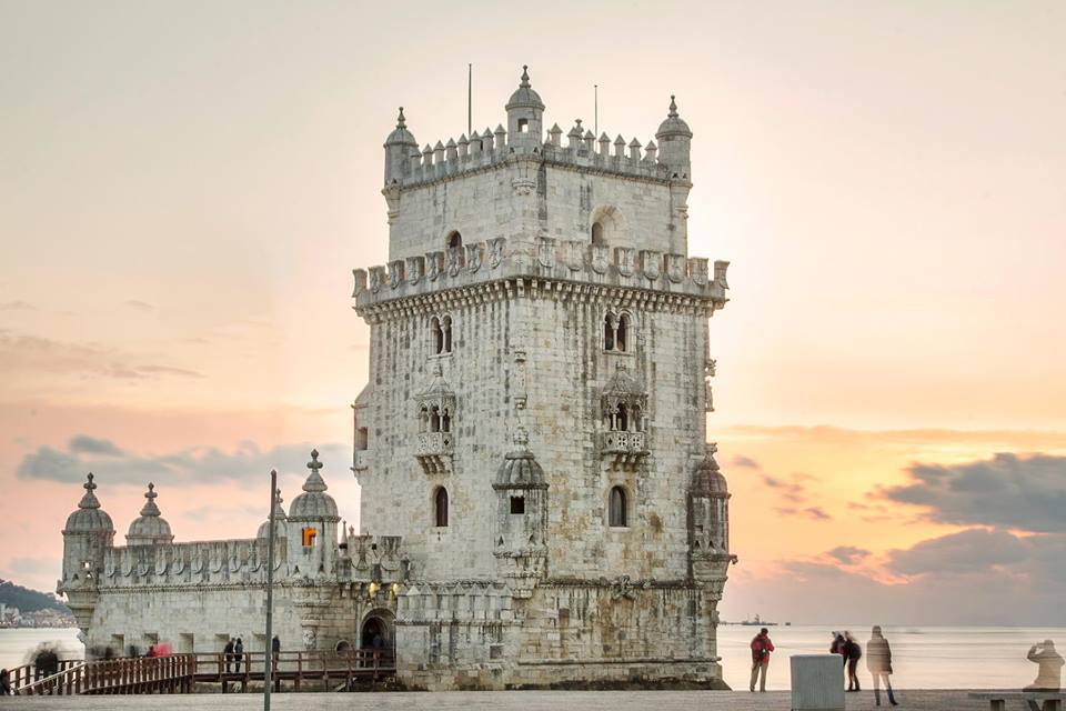 Portugal.Lisbon Torre de Belem. Eurospain Travel