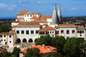 Sintra-palacio-nacional.EuroSpain Travel