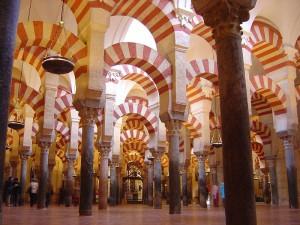 Spain. Cordoba. Mezquita Cordoba. EuroSpain Travel