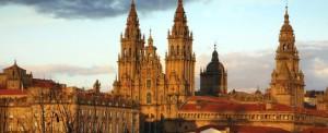 Spain. Galicia. Santiago Compstela. Catedral. EuroSpain Travel