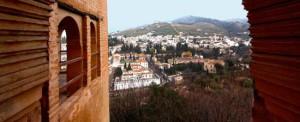 Spain. Granada. Vistas. EuroSpain Travel