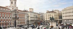 Spain. Madrid. puerta-del-sol-madrid-EuroSpain Travel