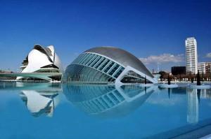 Valencia. Ciudad artes.EuroSpain Travel