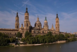 Zaragoza. Basilica. EuroSpian Travel