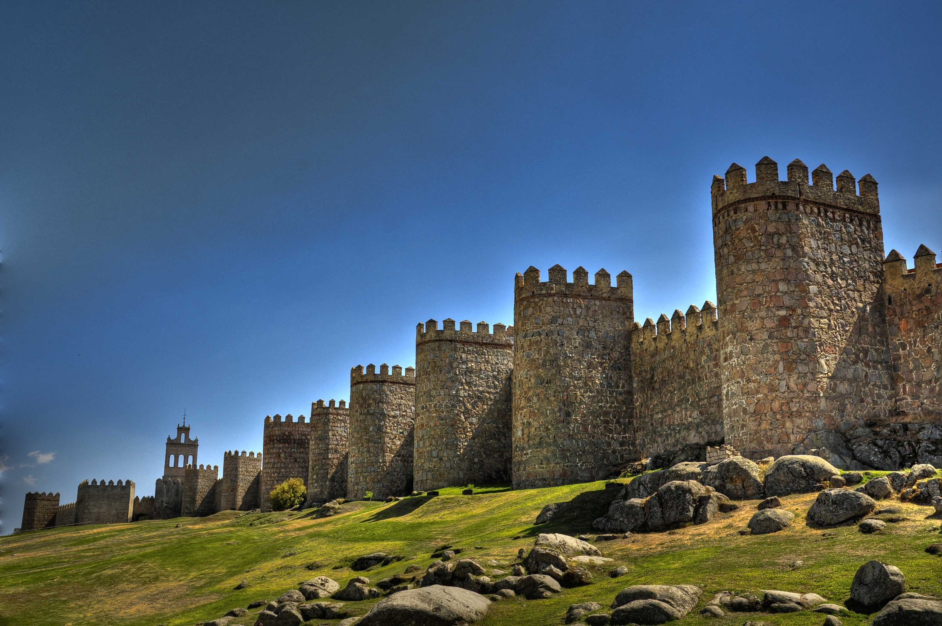 Spain.Avila.EuroSpain Travel