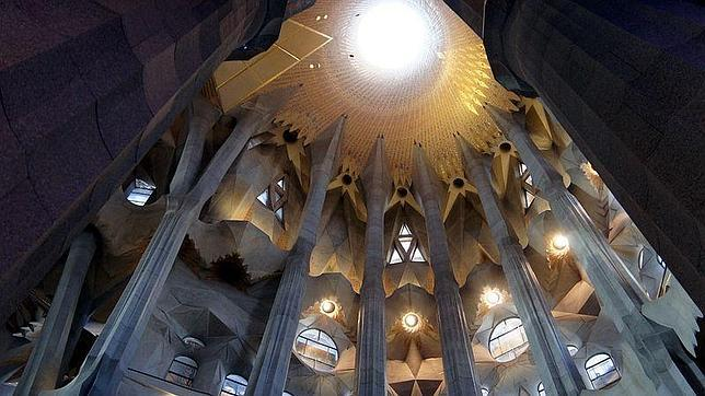 Spain. Barcelona. Sagrada Familia. EuroSpain Travel