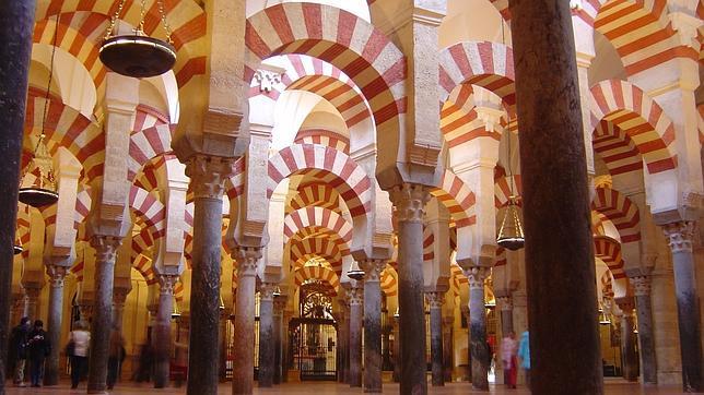 Spain. Mosque of Cordoba. EuroSpain Travel