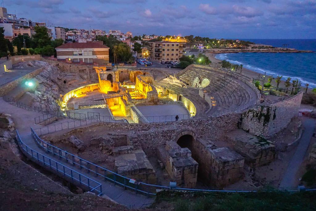 Spain. Tarragona. EuroSpain Travel