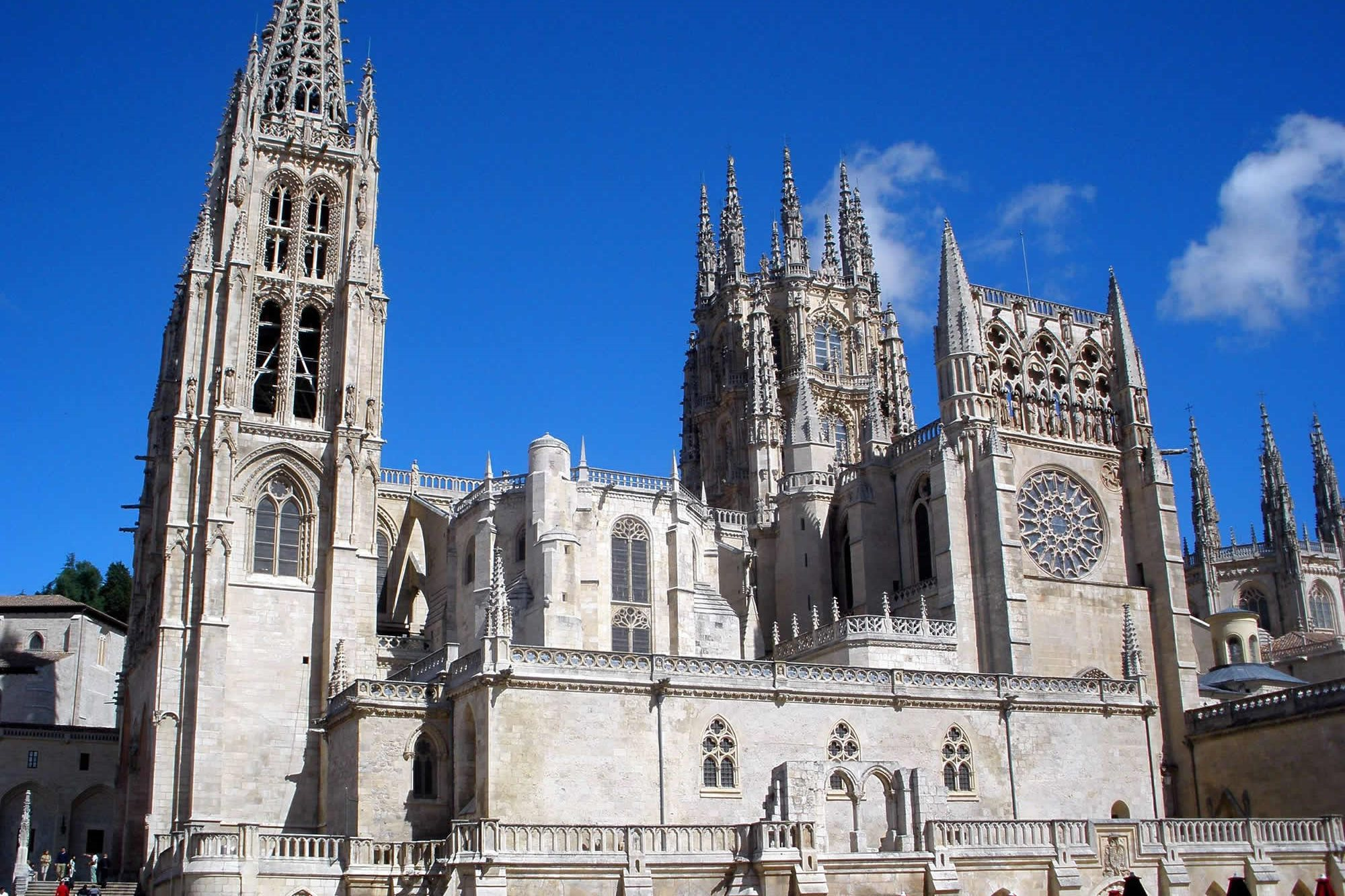 Spain. Burgos. Cathedral. Unesco. EuroSpain Travel